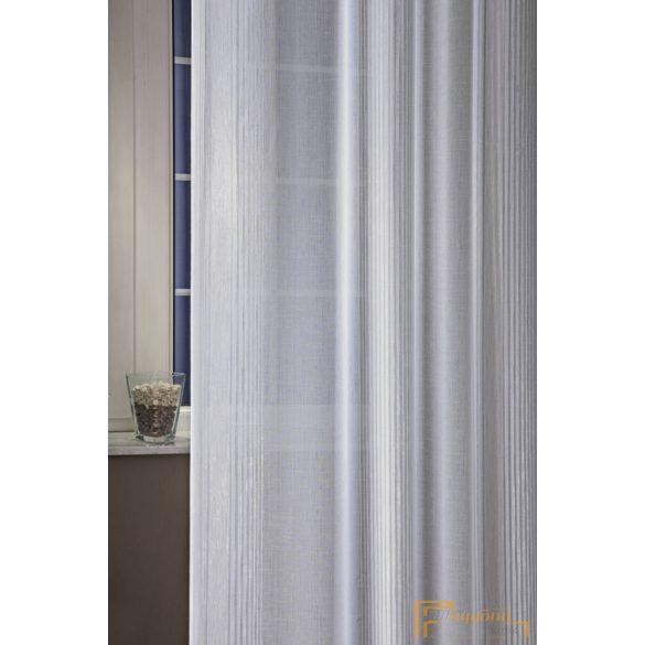 (3 szín) Fehér Csíkos sable MIRANDA 300cm