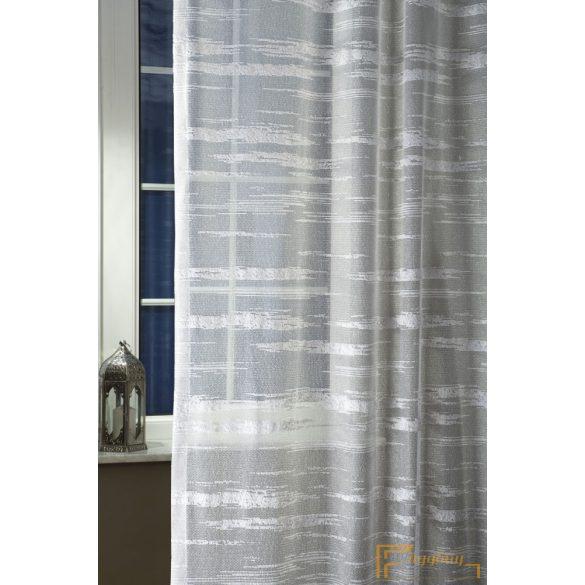 (2 szín) Ella jaquard fehér függöny 7459/280cm