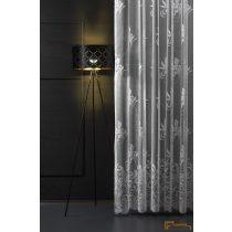 (2 méret) Függöny BK2001 01 fehér 220 cm
