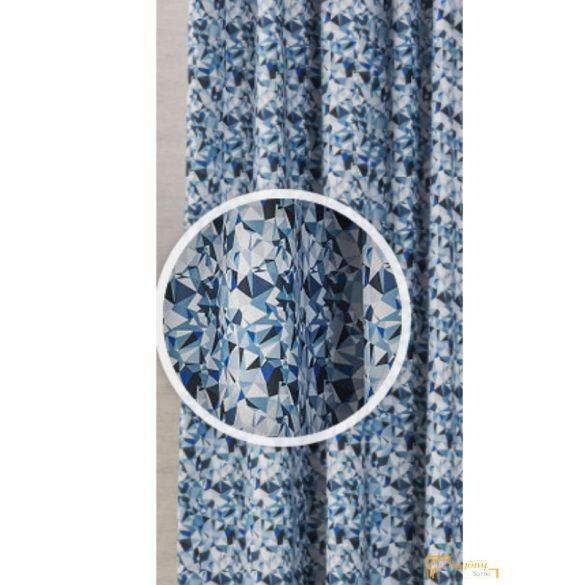 (3 szín) DIM OUT Nyomott MOZAIK 37 kék 280 cm