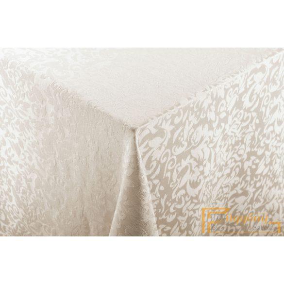 (3 szín) Teflon ALMERIA abrosz-deko 19 Barack 320 cm