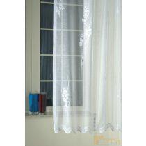 (2 méret)Ella Jacquard függöny fehér 1299/180cm