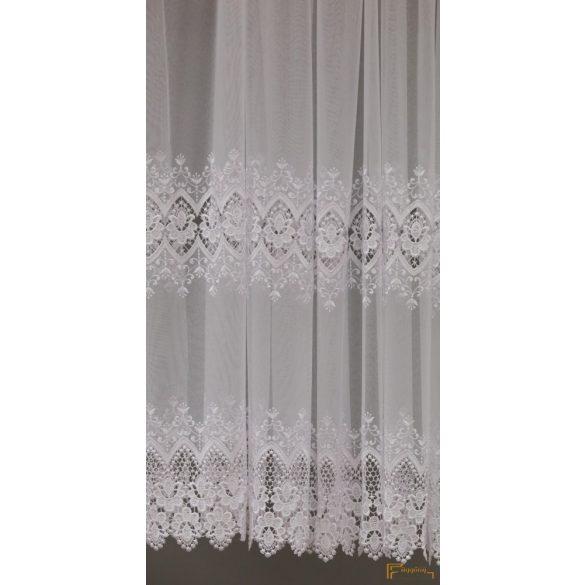 Csipkés függöny Siracusa 280 cm