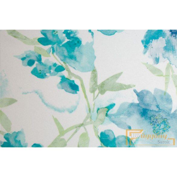 R - Floral/150 -3 SZÍN- virágmintás nyomott dekor ( Oxford )