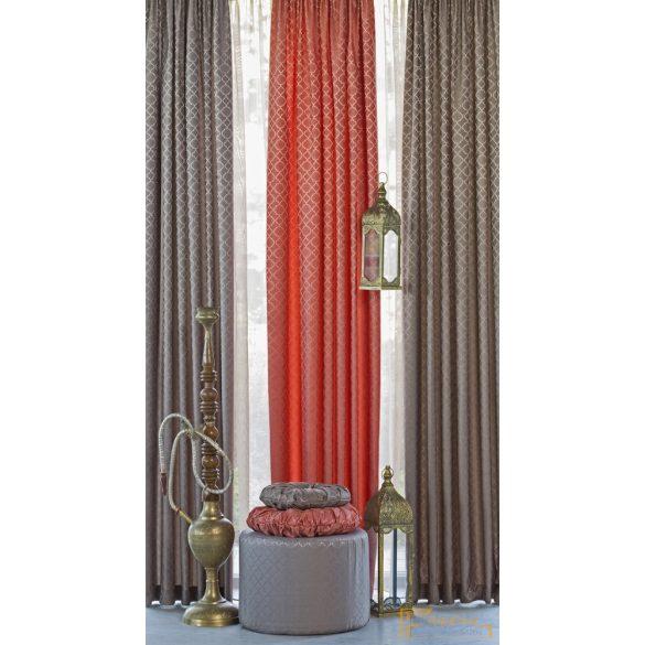(17 szín) Mintás dekor függöny R - San Marino/300