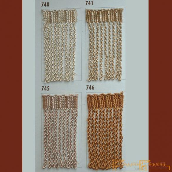 (10 szín) Art 381csüngő rojt paszomány