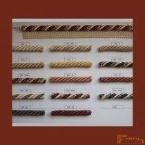 (14 szín) Füles zsinór fazon 790/8