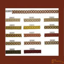 (14 szín) Bortni fazon 9209