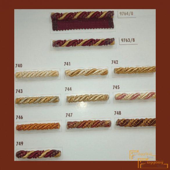 (10 szín) Füles zsinór fazon 9764