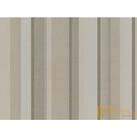(4 szín) Barna Monterey nyomott dimout  R-függöny 150cm