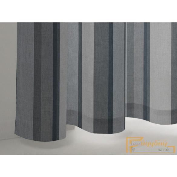 (4 szín) Szürke Monterey nyomott dimout  R-függöny 150cm