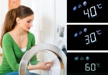 Hány fokon kell mosni a függönyt?