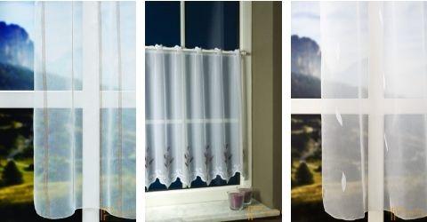 Konyhai függönyök nagy választékban a Függöny Sarok webáruházban